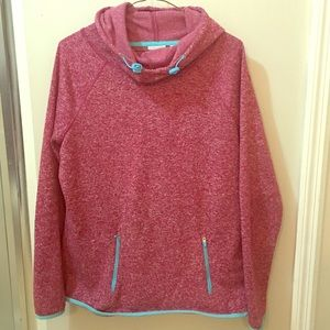 Hoodie with Cowl neck by Spalding